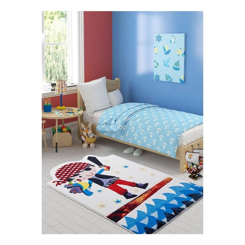 Dětský koberec Parrot, 100 x 150 cm