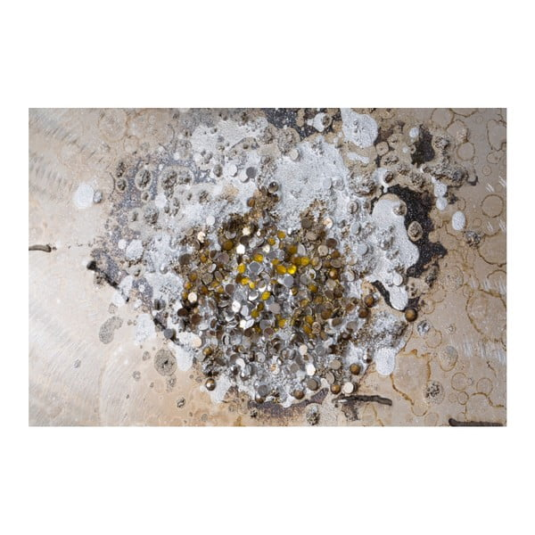 Tablou pictat manual Mauro Ferretti Dipinto Su Tela, 50 x 150 cm
