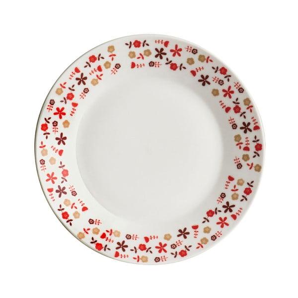 Jídelní sada Premier Housewares Red Daisy, 16ks