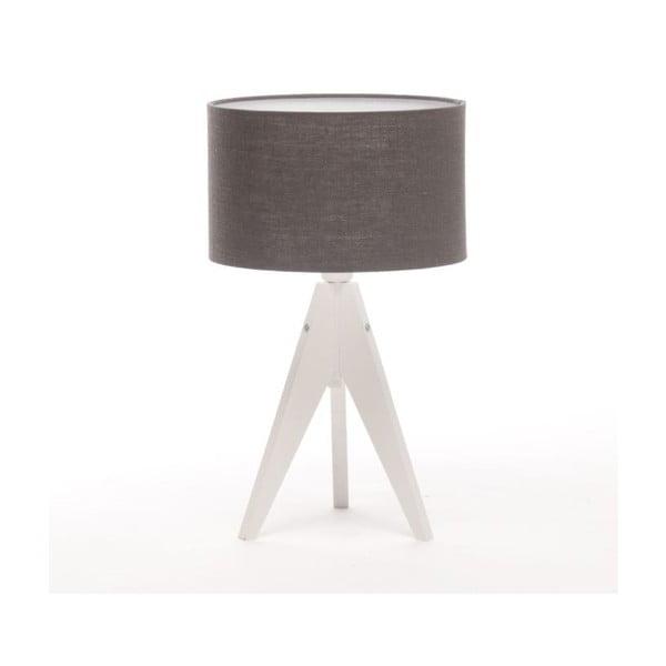 Stolní lampa Artist Classic Birch White/Anthrazite