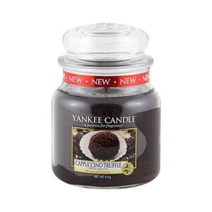 Vonná svíčka Yankee Candle Kávová Pralinka, doba hoření 65 - 90 hodin
