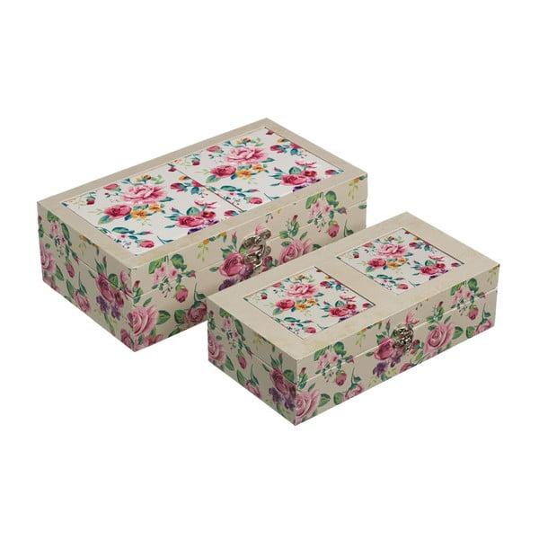 Sada 2 krabiček Tender