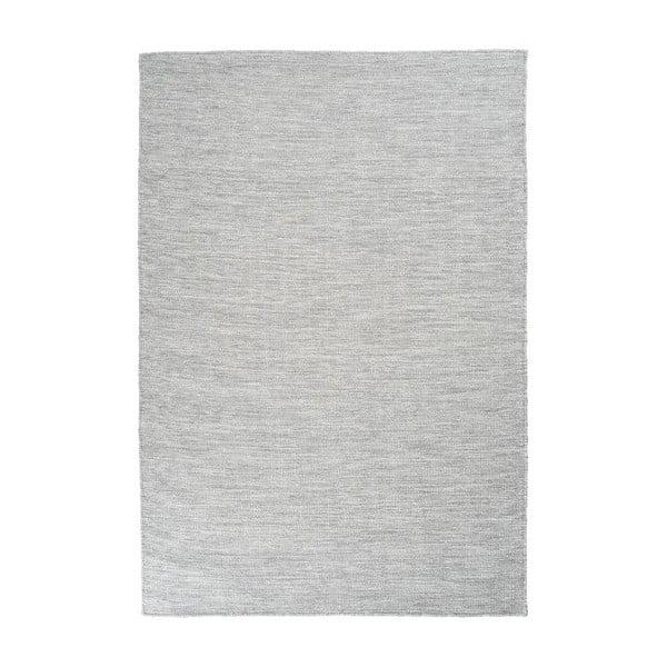 Vlněný koberec Regatta Steel, 200x300 cm