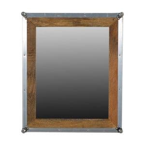 Zrcadlo z mangového dřeva SOB Hemingway