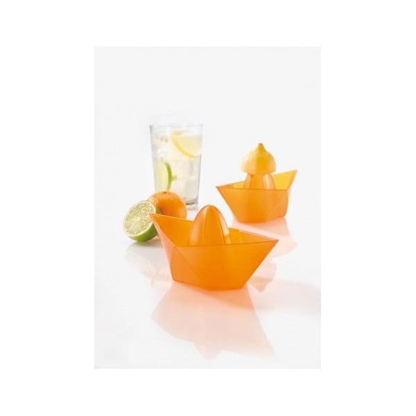 AHOI lis na citrusy, bílý