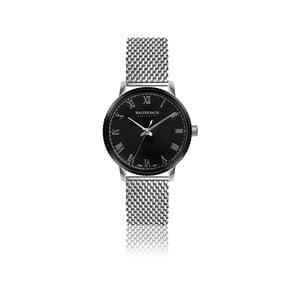 Pánské hodinky s páskem z nerezové oceli ve stříbrné barvě Walter Bach Helen