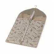 Hnědý vak na oblečení Cosatto Floral,100cm