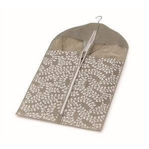 Husă de protecție pentru haine Cosatto Floral, 100cm, maro