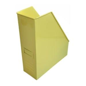 Stojan na časopisy Waterquest, pastelově žlutý