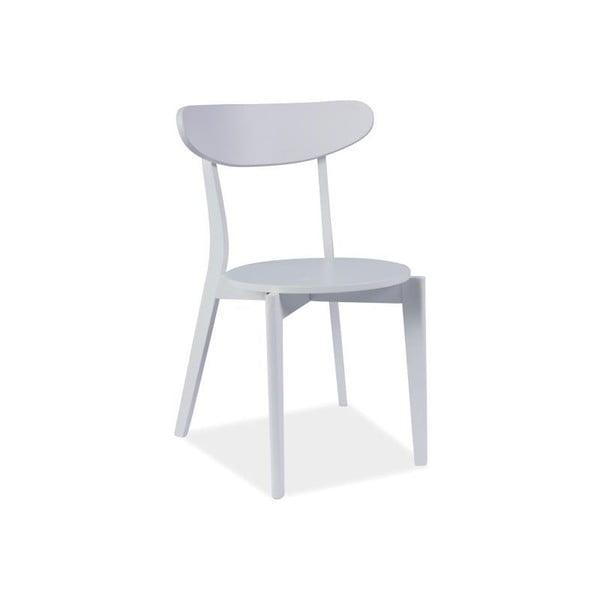 Židle Coral, bílá