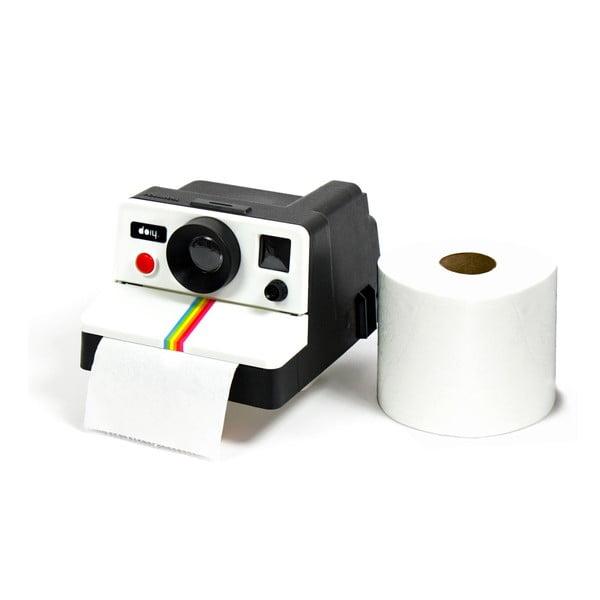 Držák na toaletní papír Polaroll White