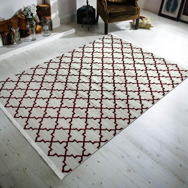 Koberec Rusallo Rojo, 80 x 150 cm