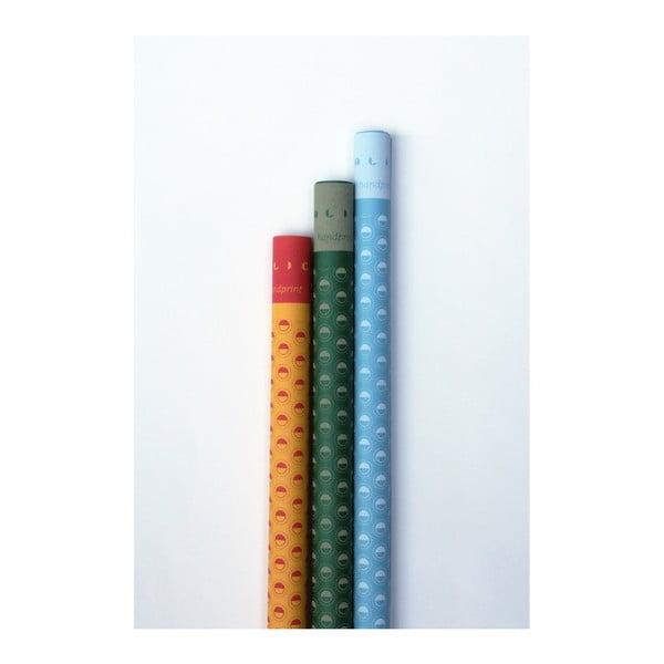 Sada 3 balicích papírů Calico Molsa, Gaman, Fladr