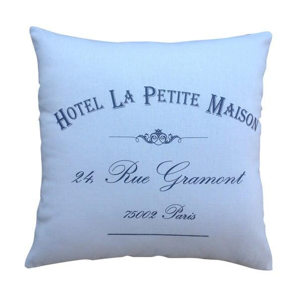 Polštář Hotel Grey, 45x45 cm