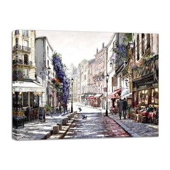 Tablou Styler Canvas Watercolor Paris Mood, 85 x 113 cm de la Styler