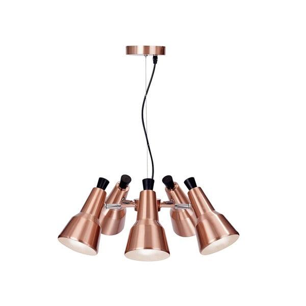 Závěsné svítidlo s 5 rameny Light Prestige Auletta