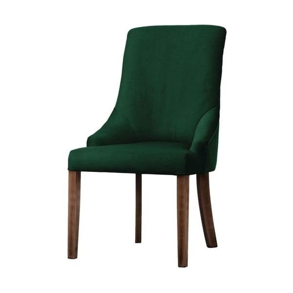 Zelená jídelní židle JohnsonStyle Melody Fuego