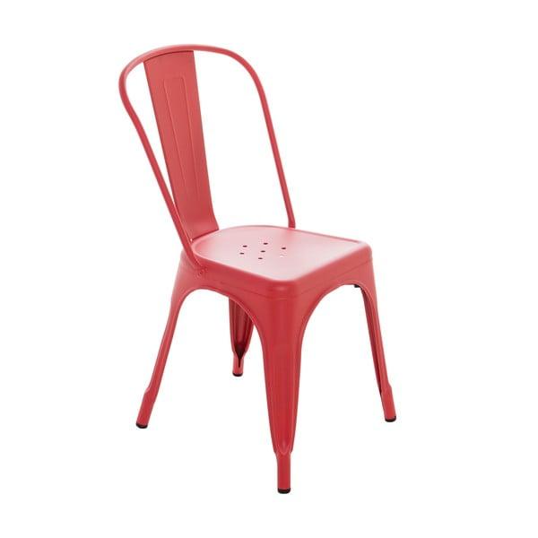 Židle InArt Antique, červená
