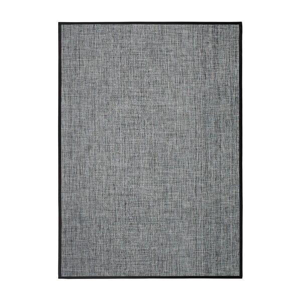Šedý venkovní koberec Universal Simply, 150 x 100 cm