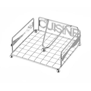 Držák na papírové ubrousky Unimasa Cuisine, 18x18cm