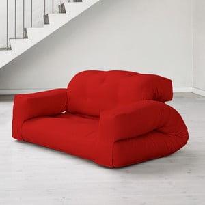 Canapea extensibilă Karup Hippo Red
