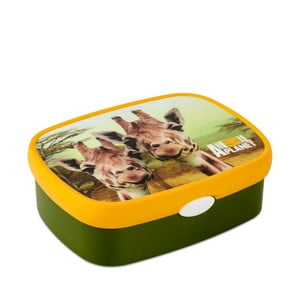 Dětský svačinový box Rosti Mepal Animal Planet