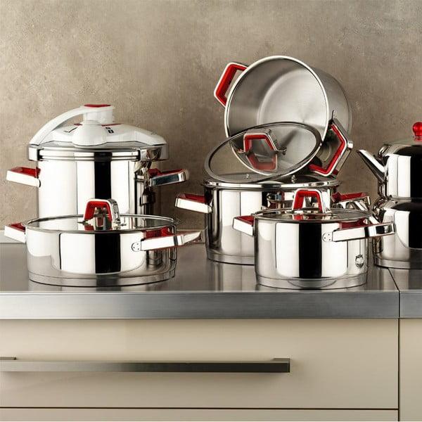 Komplet garnków i akcesoriów kuchennych 13-częściowy Kutahya