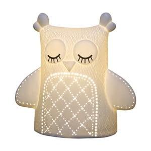 Stolní světelná dekorace Opjet Paris Owl