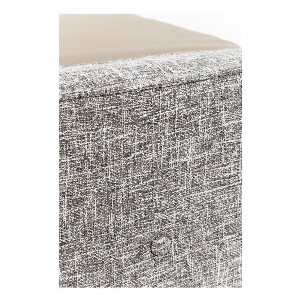 postel kare design bett buttons 160 x 200 cm bonami. Black Bedroom Furniture Sets. Home Design Ideas