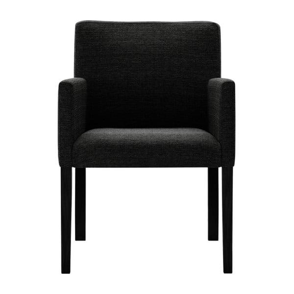 Černá židle Corinne Cobson Escape