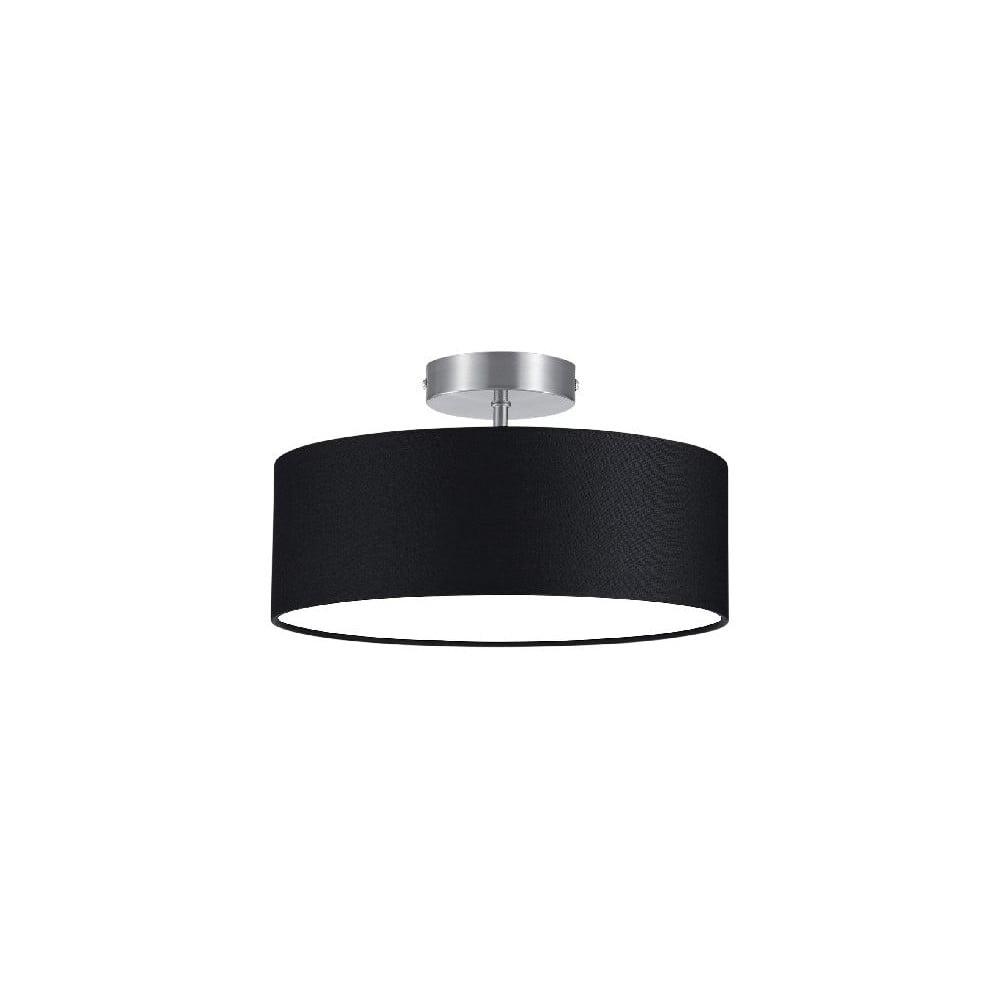 Černé stropní světlo Serie Black