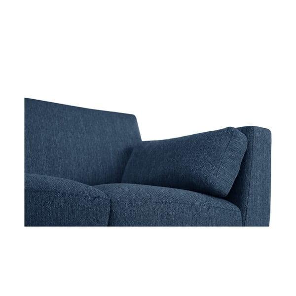 Džínově modrá trojmístná pohovka Jalouse Maison Elisa