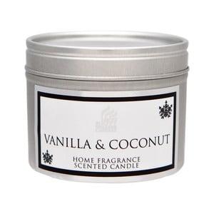 Vonná svíčka Spring Couture  20 hodin hoření, aroma vanilka a kokos