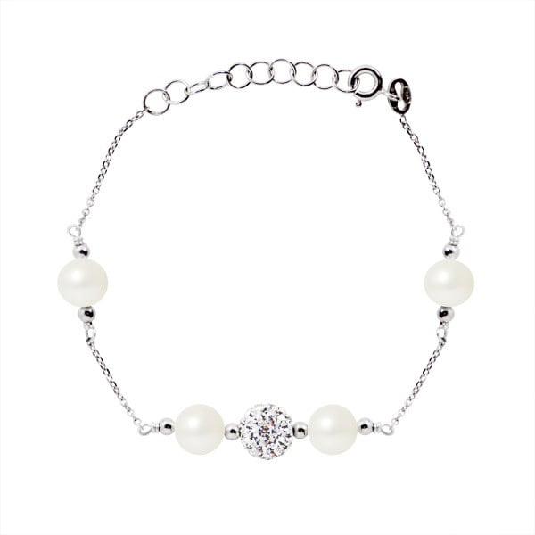 Náramek s říčními perlami Giannis