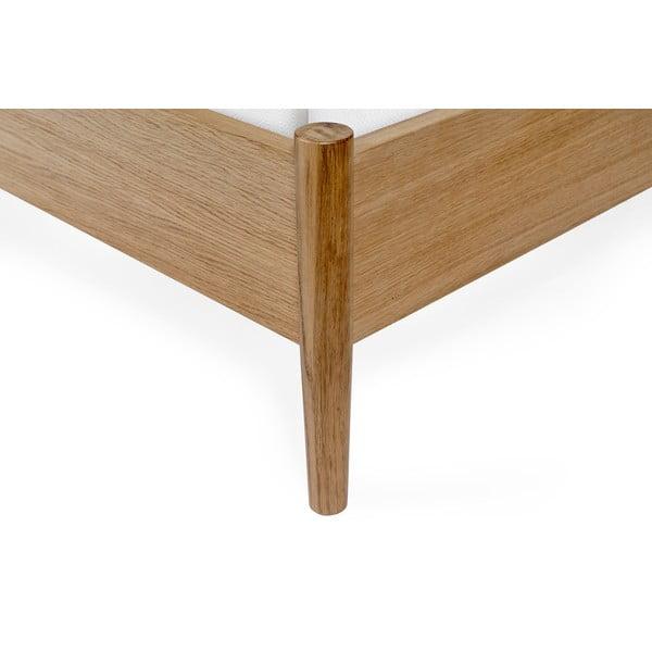 Dvoulůžková postel Woodman Farsta Angle, 180 x 200 cm