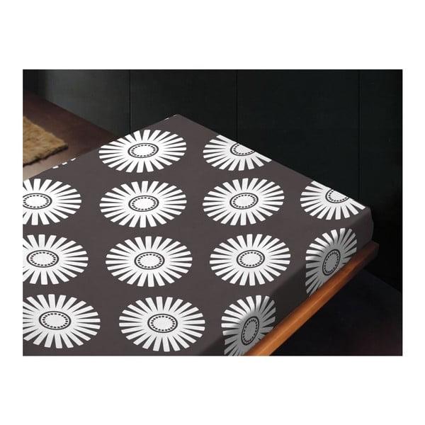 Neelastické prostěradlo Abda Unico, 180x260 cm