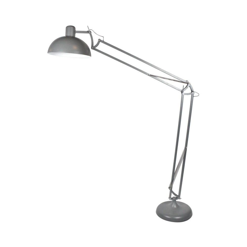 Šedá stojací lampa Red Cartel Koloss