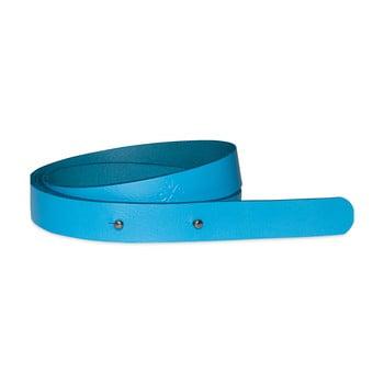 Curea de damă din piele Woox Bini Veneta, S, albastru imagine
