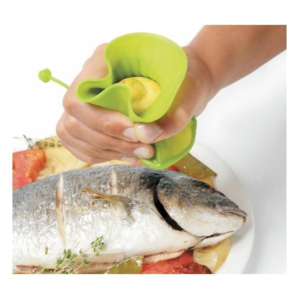 Návlek na vymačkání citronu