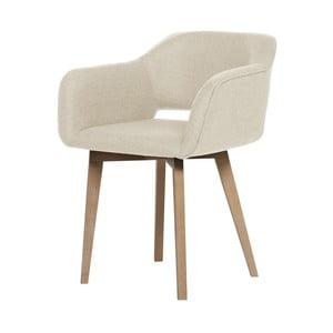 Krémová jídelní židle My Pop Design Oldenburg