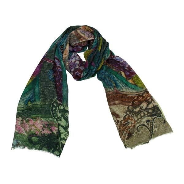 Vlněný šátek Shirin Sehan - Elenie