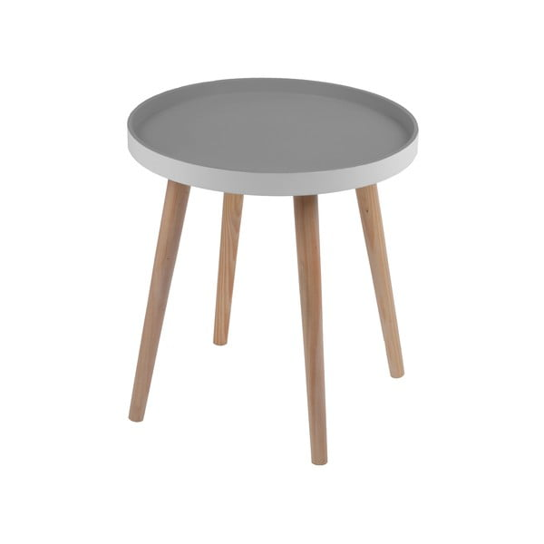Stolek Simple Table 48 cm, šedý