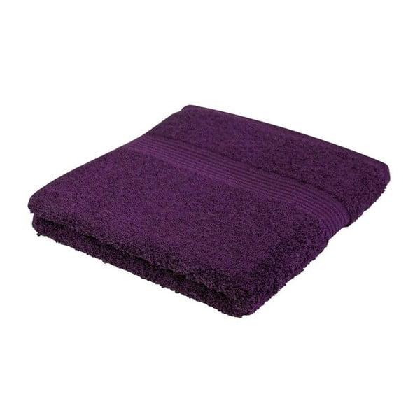 Ručník New York Uni Violet, 50x100 cm