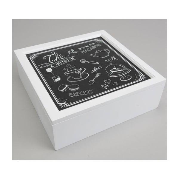 Box na čaj Country Slate