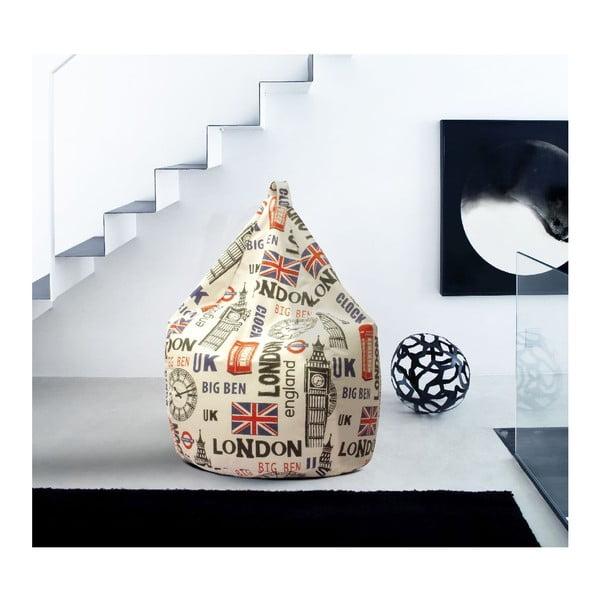 Sedací vak London Evergreen House London