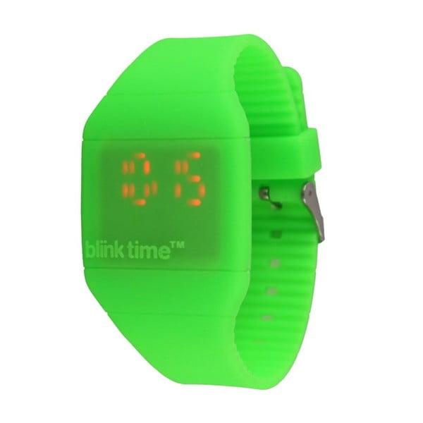 Hodinky Blink Time!, zelené