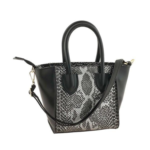 Kožená kabelka Kossie Silver