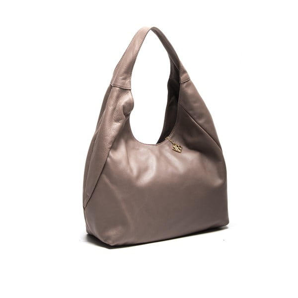 Kožená kabelka Tote 2106 Fango