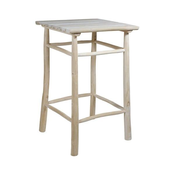 Odkládací stolek z teakového dřeva Santiago Pons Capri