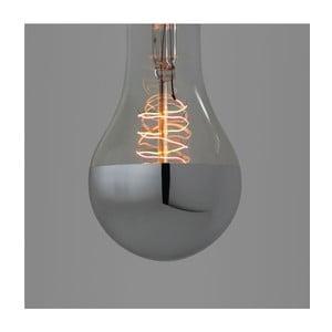 Žárovka Spiral Silver Edison E27 40W